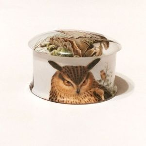 Newhall Staffordshire John Gould picture Box